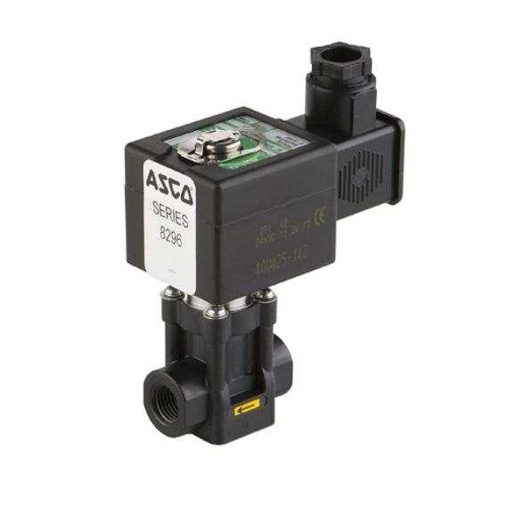 Fluid Isolation Valves 296 ASCO