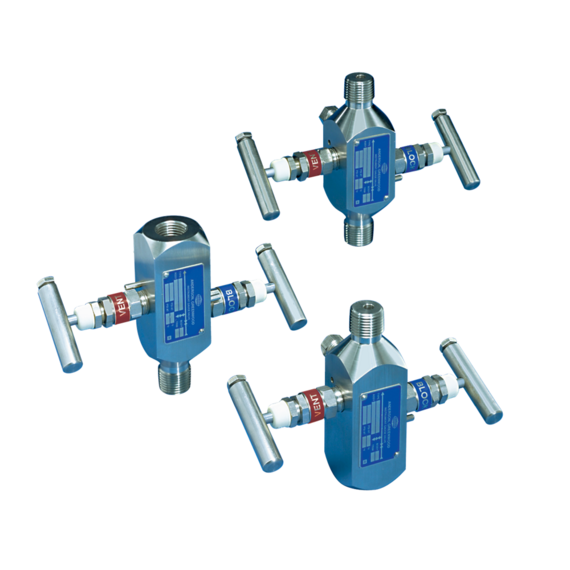 Model M25/M251 Differential Pressure Manifolds