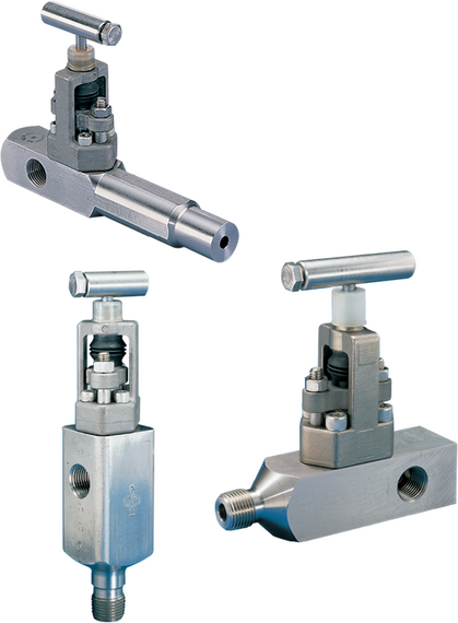 Series M5K/M5AK/M5YK Gauge Valves