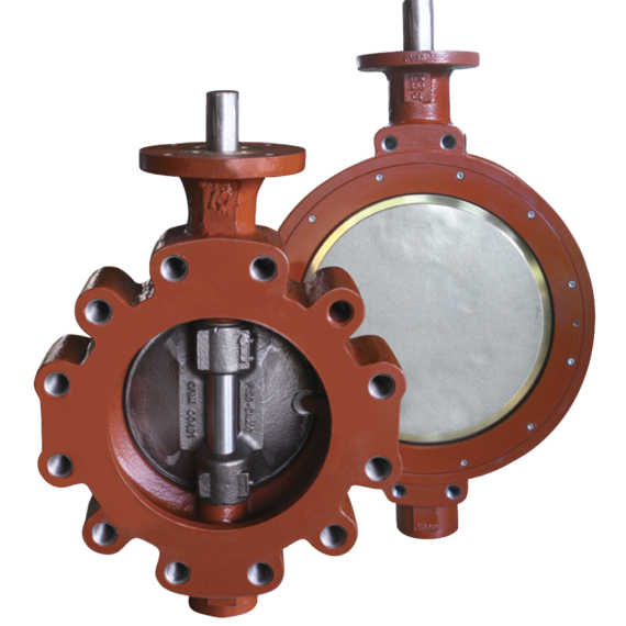 Series V30/V32 High Performance Butterfly Valves