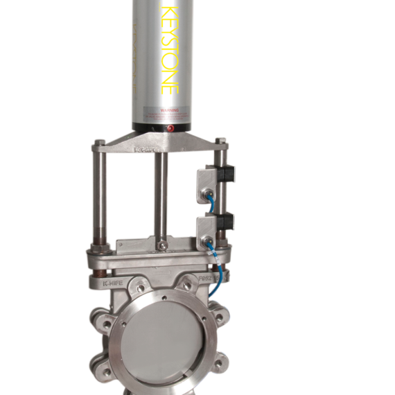 Proximity Switches for Knifegate Valves
