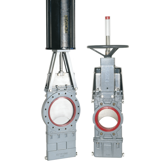Figure 955 Ported Slide Gate Valves