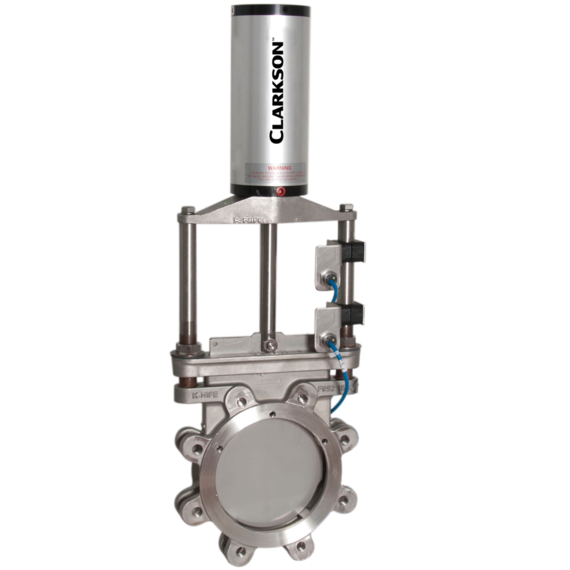 Clarkson Proximity Switches for Knifegate Valves