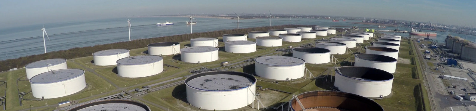 Terminals, Tank Farms & Storage