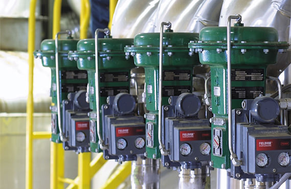 Maintaining accurate flow control ensures your process is running at peak performance.