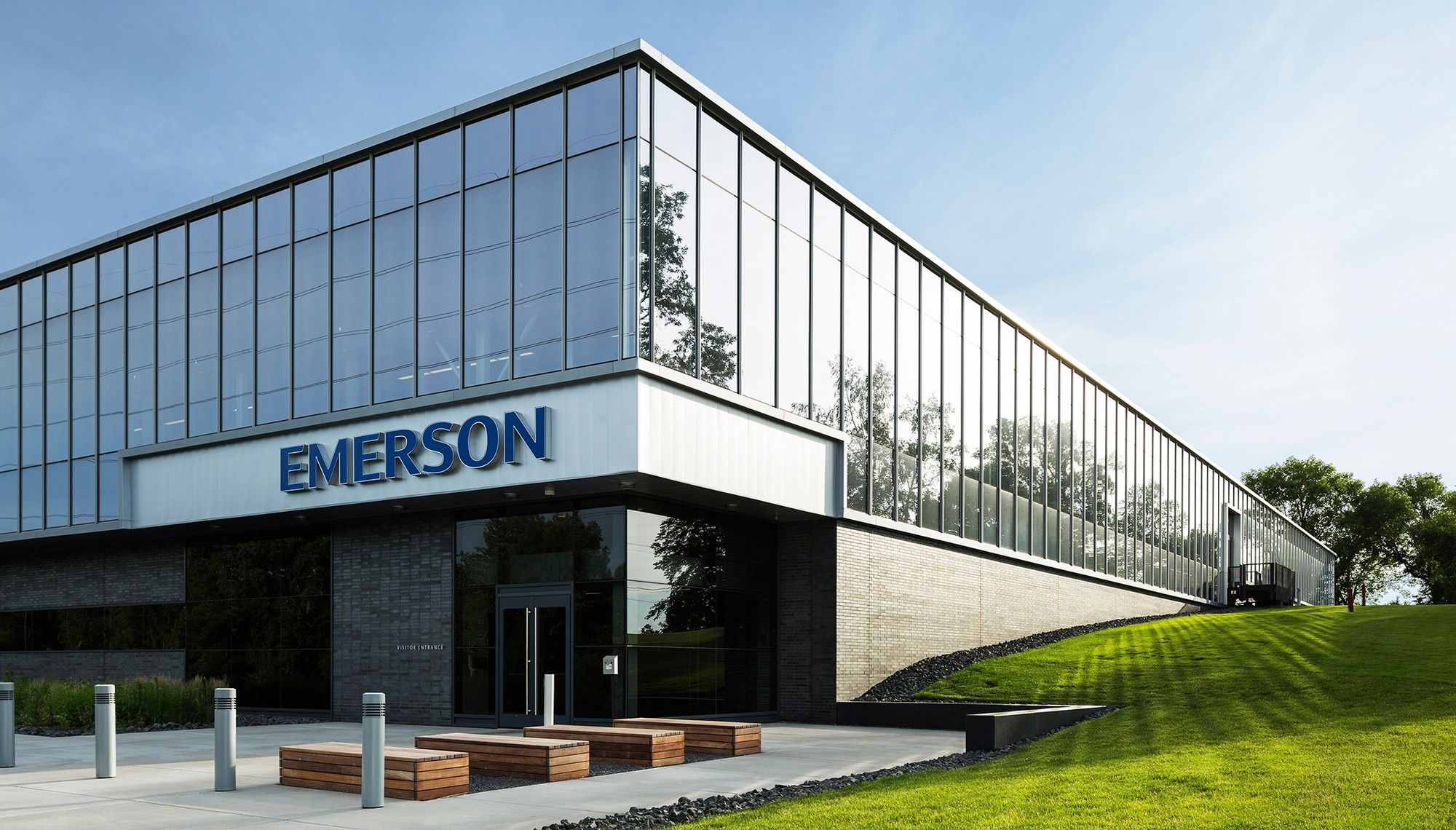 Partnership with Emerson